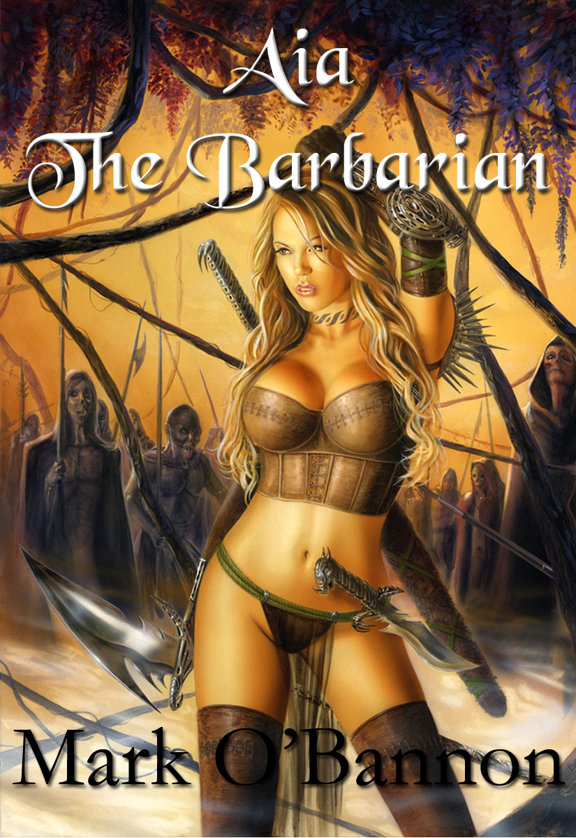 Aia the Barbarian