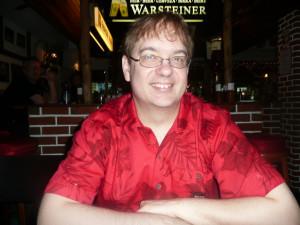 Author Mark O'Bannon